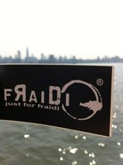 fRaiDi @ Lincoln Tunnel, Manhattan (New York City)